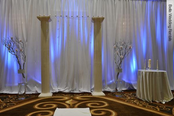 Non Traditional Wedding Altar Or Arch Rental Amp Installation