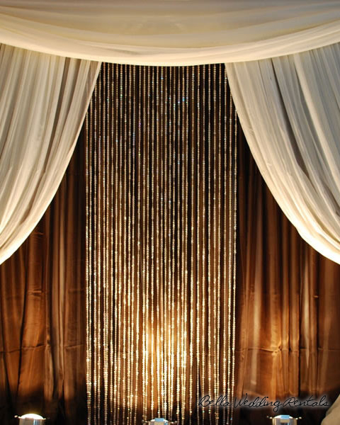 Wedding Altar Curtains