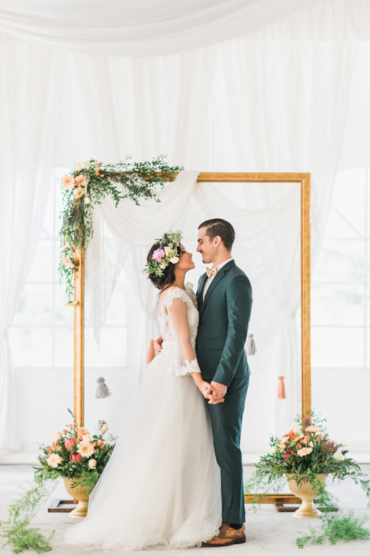 picture frame backdrop