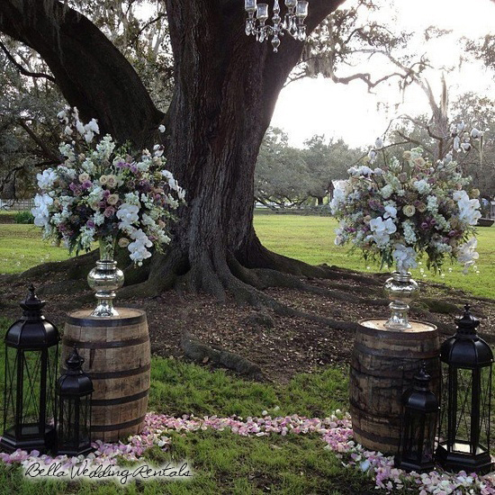Wedding Ideas Outdoor Wedding Altar: Wedding Ceremony Arches