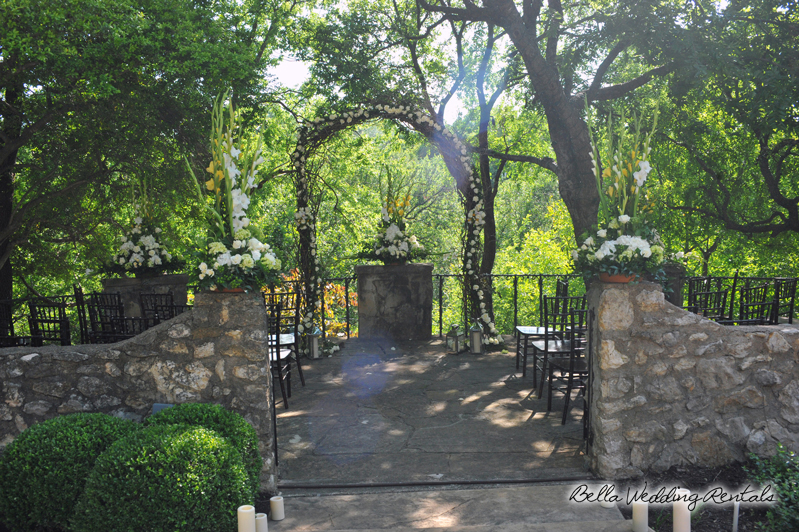 Wooden Wedding Arches - Wood Ceremony Arches - Wedding Ceremony ...