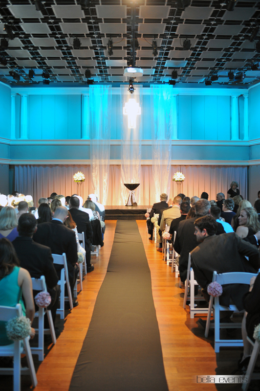 bass hall - wedding reception rentals -8613