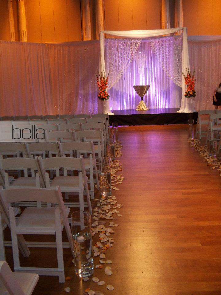 bass hall - wedding reception rentals -8623