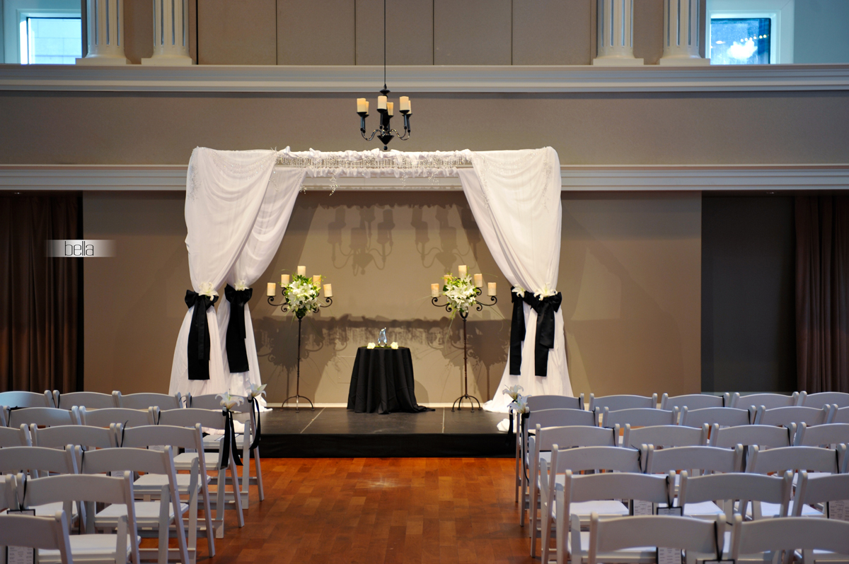 bass hall - wedding reception rentals -8643