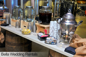 Beverage Dispenser Rental Punch Fountain Rental Coffee