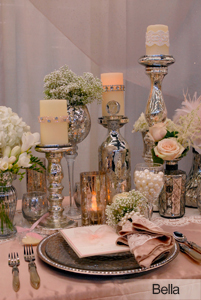 reception centerpiece rentals