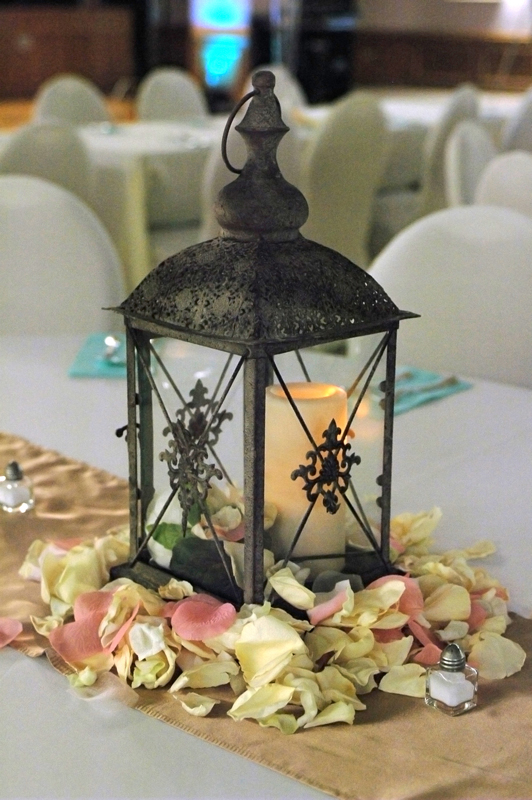 Wedding reception centerpieces centerpiece