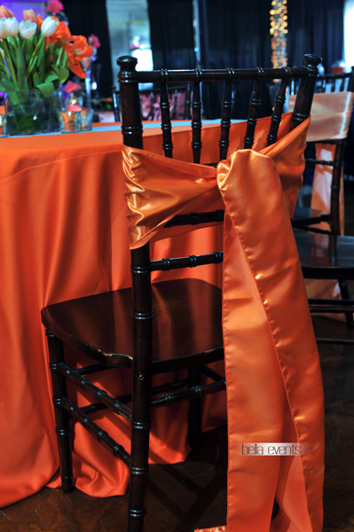 Chair Sashes 7450