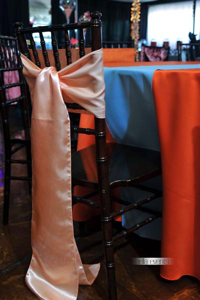 Chair Sashes 7451