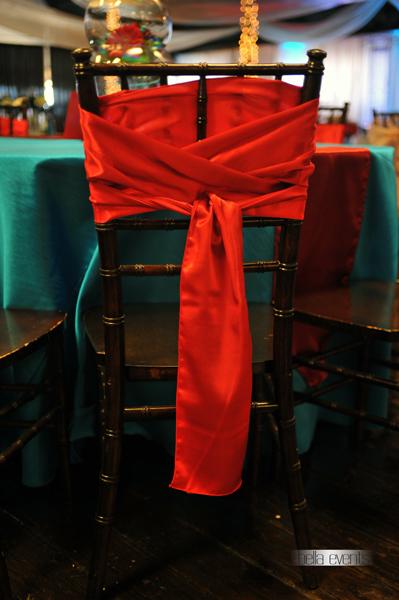 Chair Sashes 7464