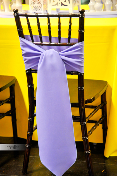 Chair Sashes 7476