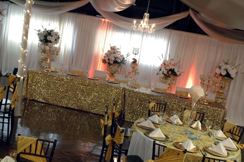 chateau at forest park - wedding rentals - 7216
