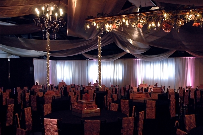 chateau at forest park - wedding rentals - 7240