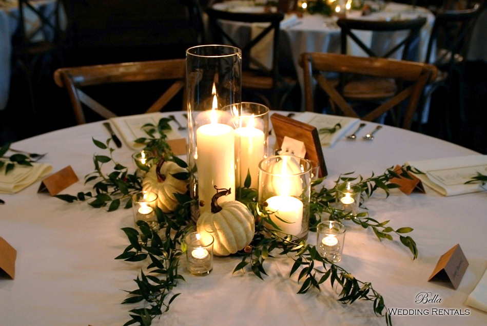 wedding altar & reception decor - Classic Oaks Ranch - 7850