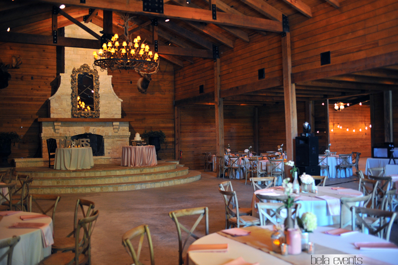 Classic Oak Ranch - wedding ceremony & reception