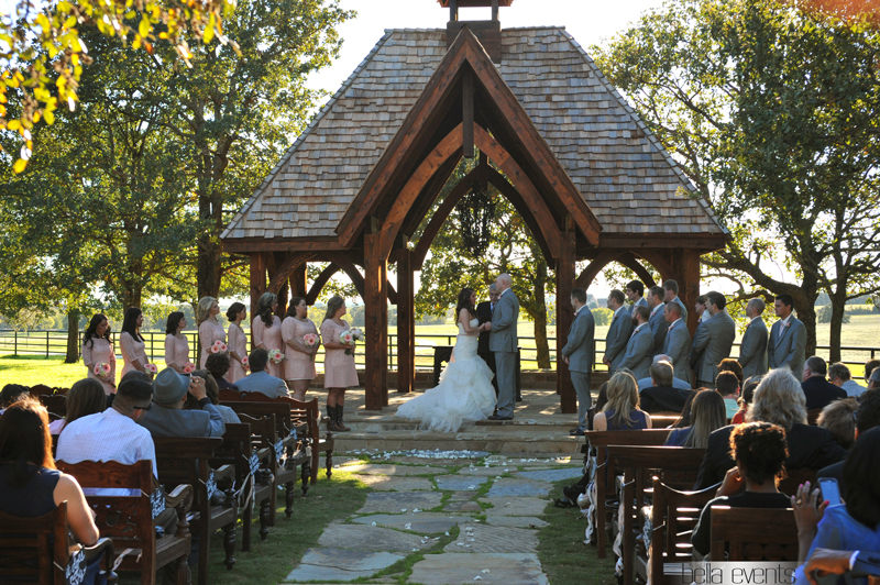 Classic Oak Ranch - wedding ceremony & reception-6831