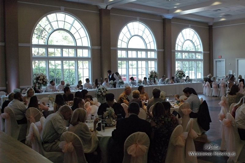 wedding reception - Colleyville Community Center - 8107