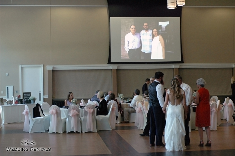 wedding reception - Colleyville Community Center - 8113