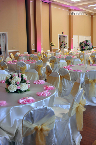 wedding reception - Colleyville Community Center - 8136