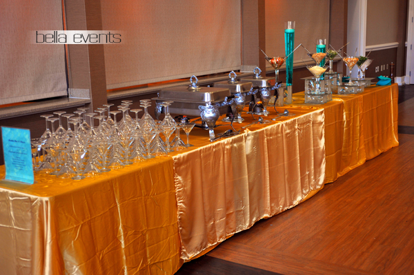 wedding reception - Colleyville Community Center - 8166