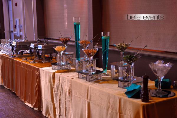 wedding reception - Colleyville Community Center - 8168