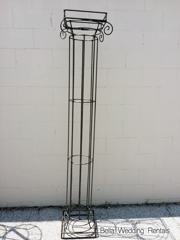 Wought Iron Column