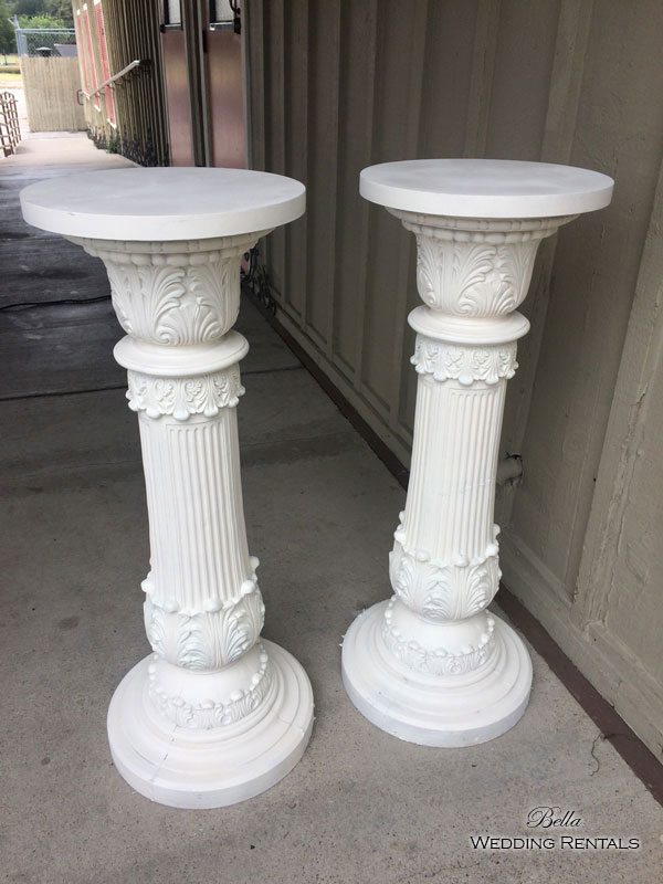 Columns For Weddings Columns Wedding Columns Wood Columns