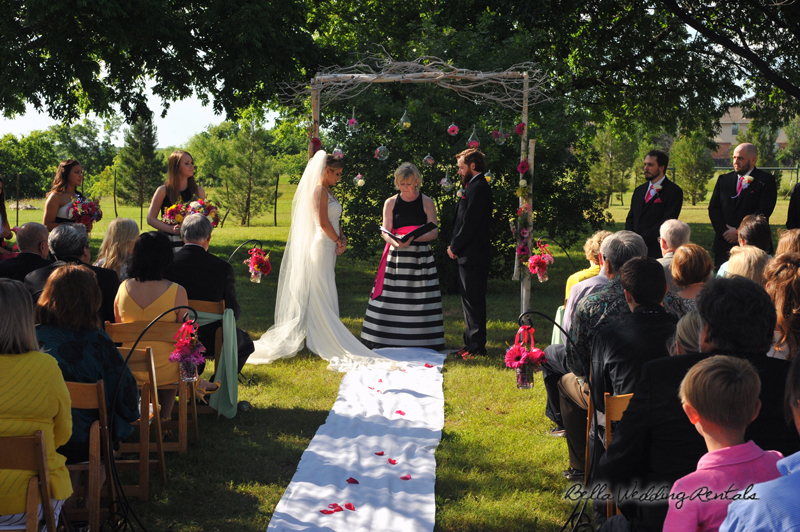 Wedding Ceremony Reception Hire: A Wedding Rental Company That Provides Wedding Rentals