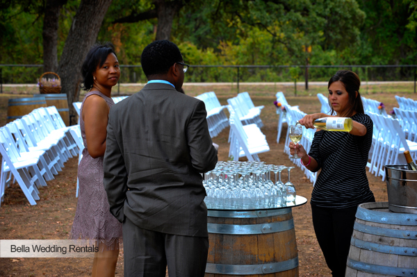 Lost Oak Winery - wedding reception - 1300