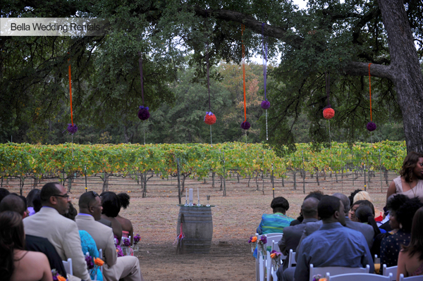 Lost Oak Winery - wedding reception - 1310