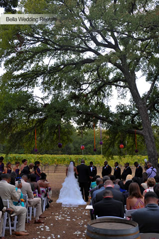 Lost Oak Winery - wedding reception - 1318