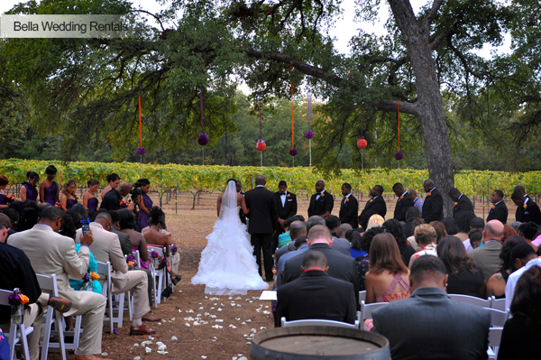 Lost Oak Winery - wedding reception - 1320