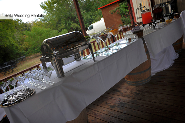 Lost Oak Winery - wedding reception - 1330