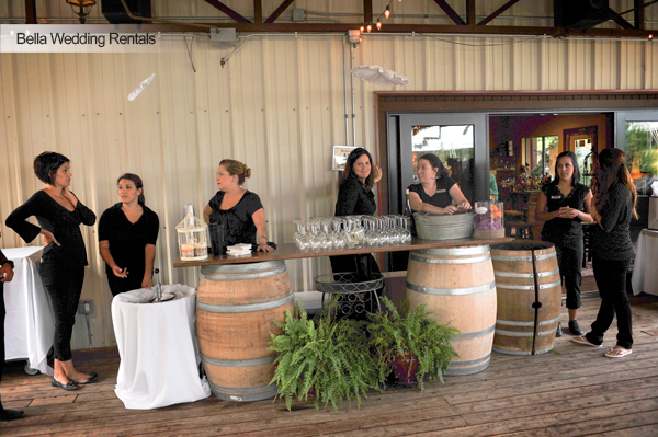 Lost Oak Winery - wedding reception - 1338