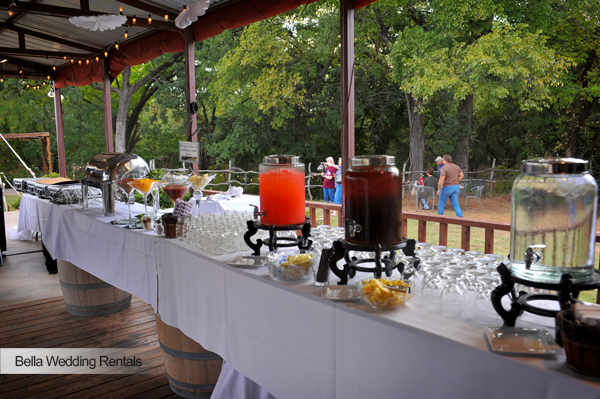 Lost Oak Winery - wedding reception - 1340