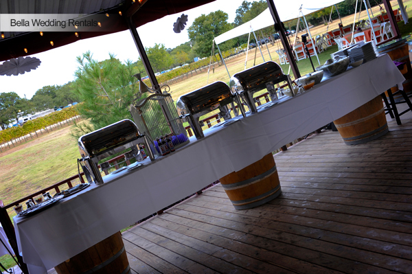 Lost Oak Winery - wedding reception - 1341