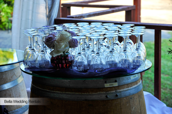 Lost Oak Winery - wedding reception - 1375