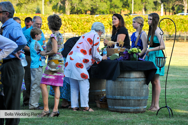 Lost Oak Winery - wedding reception - 1376