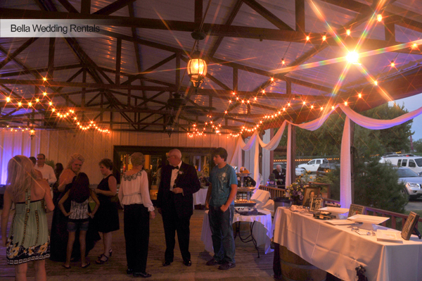 Lost Oak Winery - wedding reception - 1392