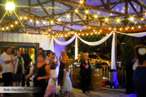 Lost Oak Winery - wedding reception - 1406