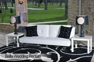 lounge furniture rental