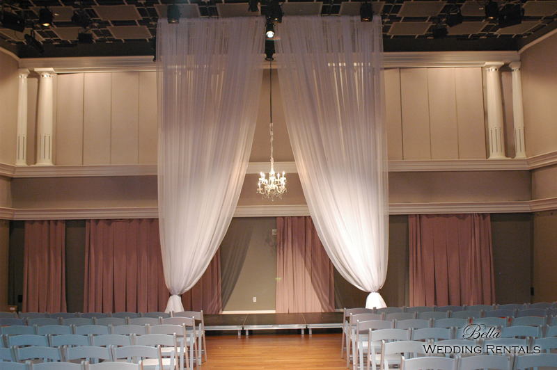 Fabric Background & Backdrops - Pipe N Drape - Wedding Pipe and ...