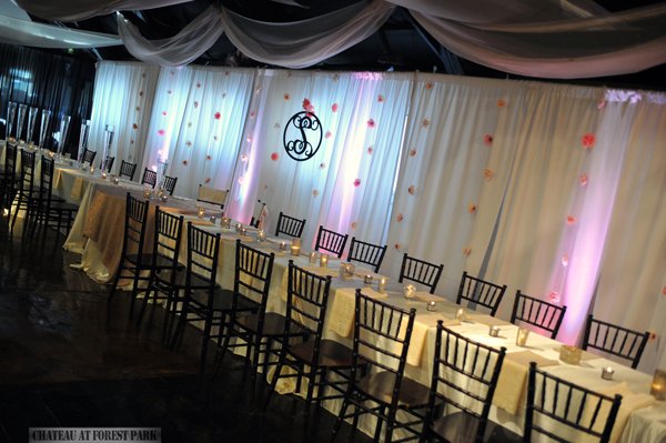 Fabric Background Backdrops Pipe N Drape Wedding Pipe And