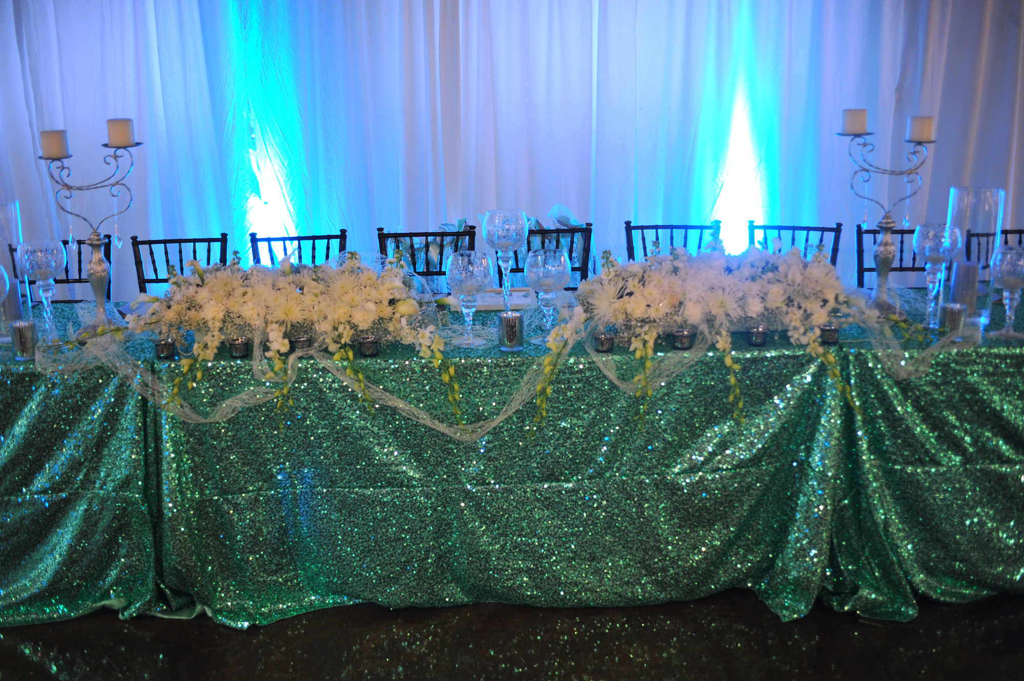 Pipe And Drape Rental Fabric Background