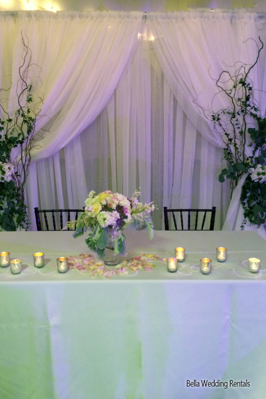 Pipe And Drape Fabric Background Fabric Backdrops Wedding Pipe