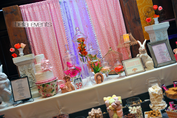 smores bar - wedding service - 1099