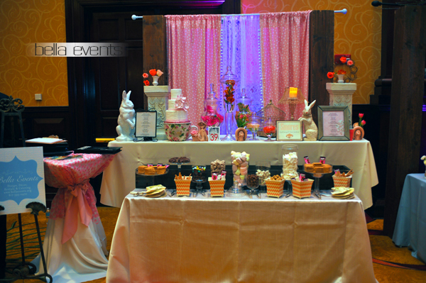 smores bar - wedding service - 1102
