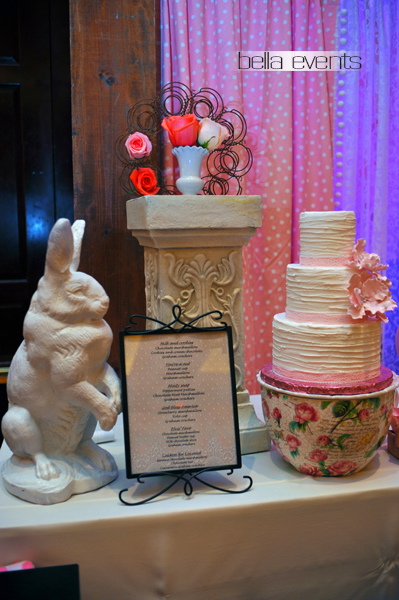smores bar - wedding service - 1105