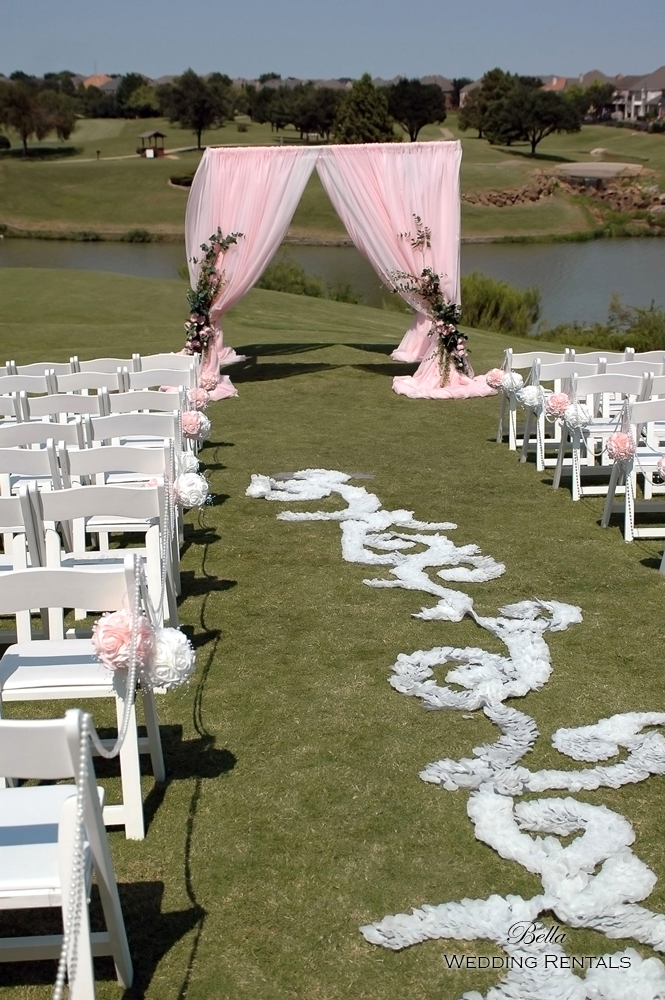 staging scenes - wedding services & rentals - 7669