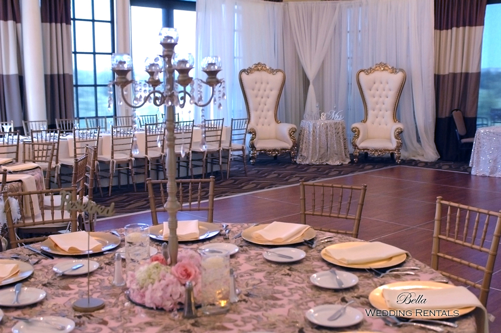 staging scenes - wedding services & rentals - 7671